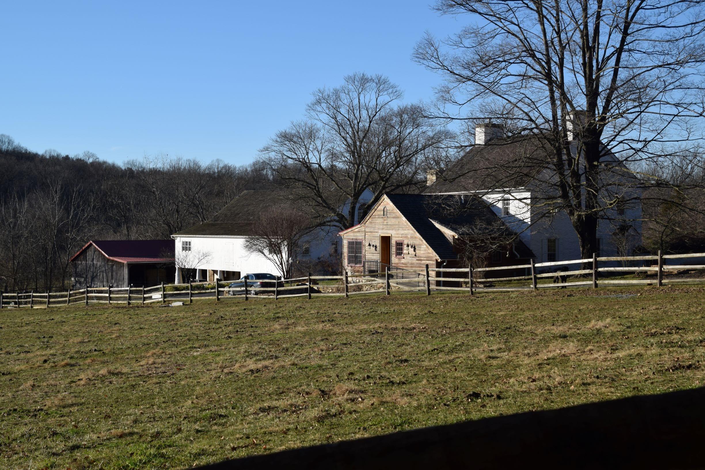 Cochranville Farm House, Bank Barn on 160 Acres!