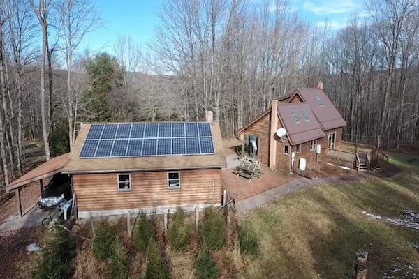 cabin & land for sale by owner in northern Garrett County, MD