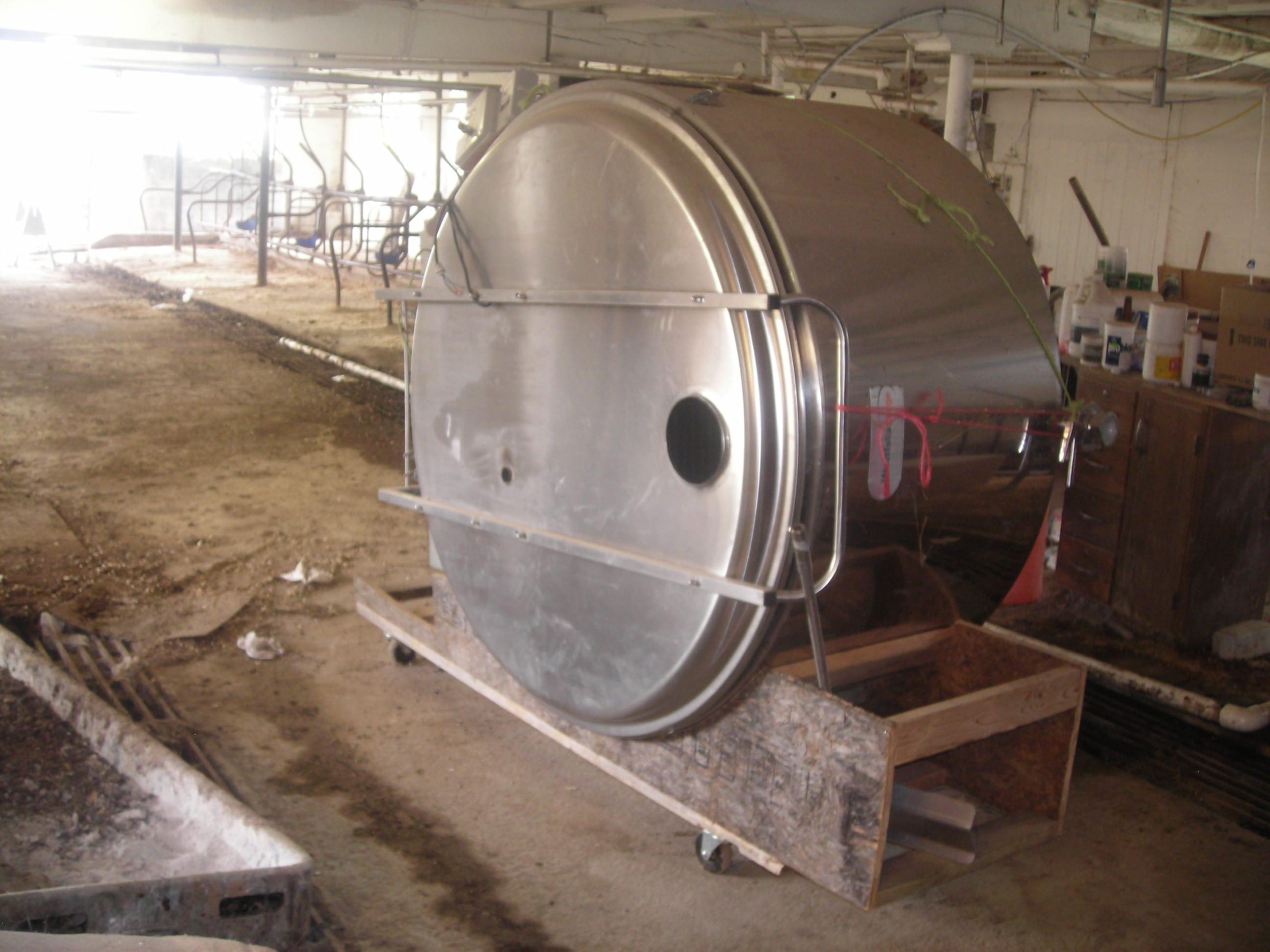264 Gallon WestfaliaSurge Bulk Tank – $3500