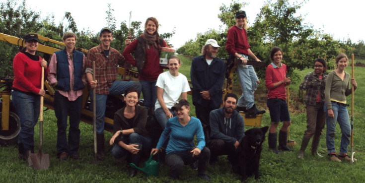 FT/PT Staff & Apprentice Positions on Chester County Fruit & Vegetable Farm