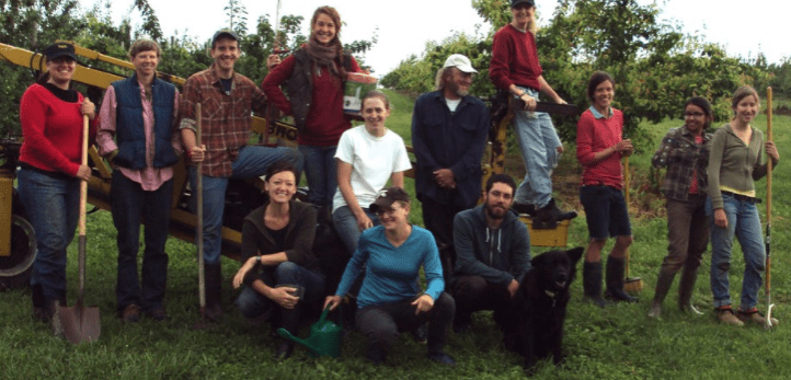 FT/PT Staff & Apprentice Positions (farming & marketing) on Chester County Fruit & Vegetable Farm