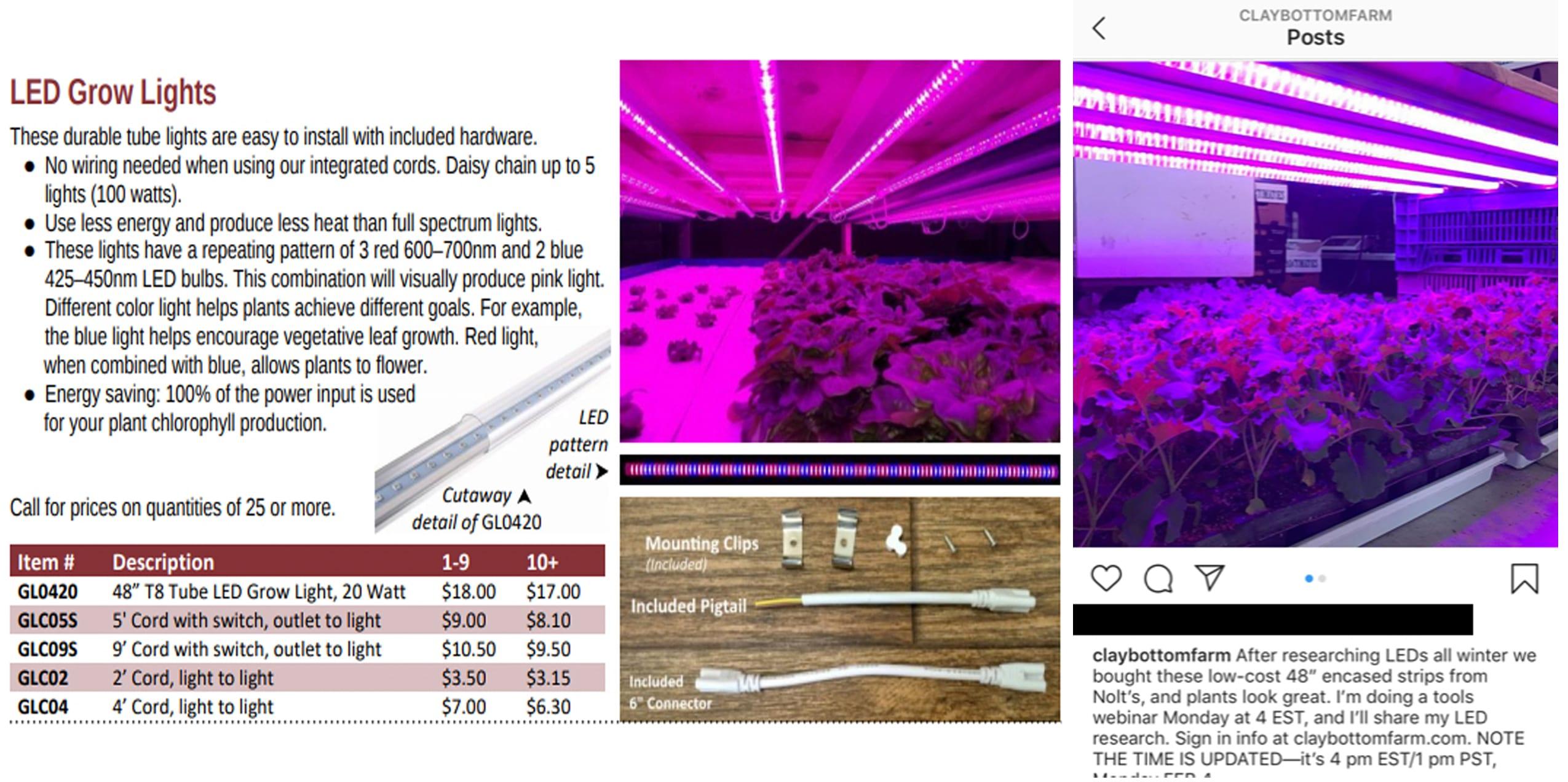 LED Lights for Sale