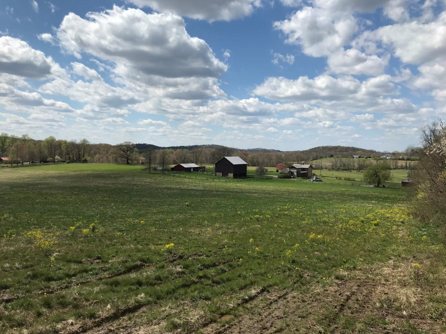 Farm available to lease in Westmoreland County