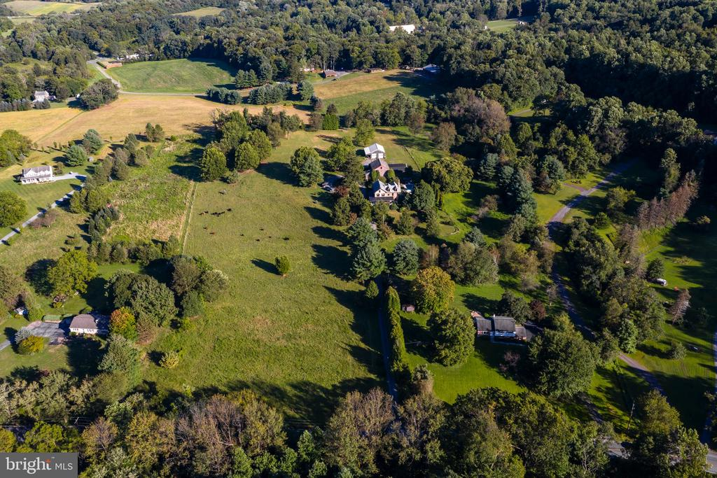 11+ Acre Property with Barn, Greenhouse & Fenced Pasture for Sale in Pottstown, PA