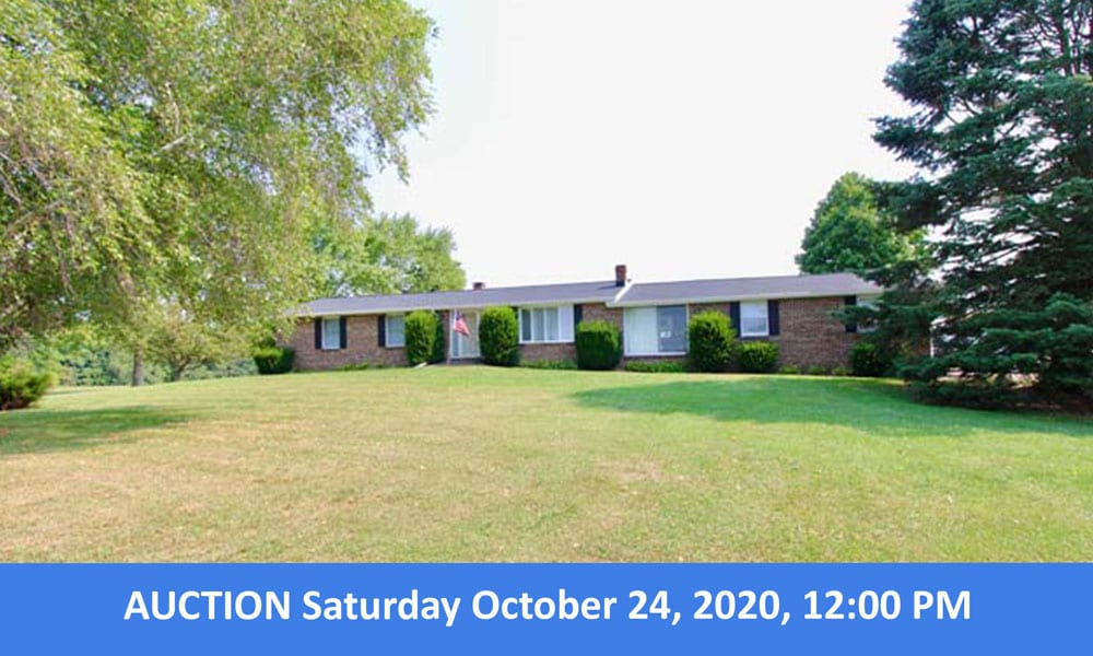 RANCH HOME ON 20+/- ACRES