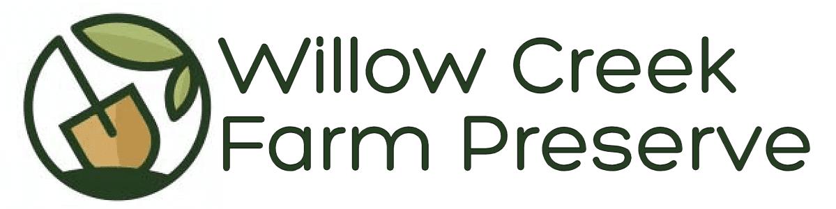 Fall Farm Crew Interns at Willow Creek Farm Preserve